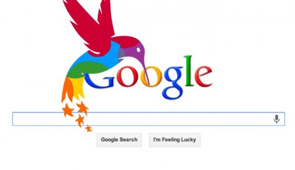 What is Google Hummingbird?